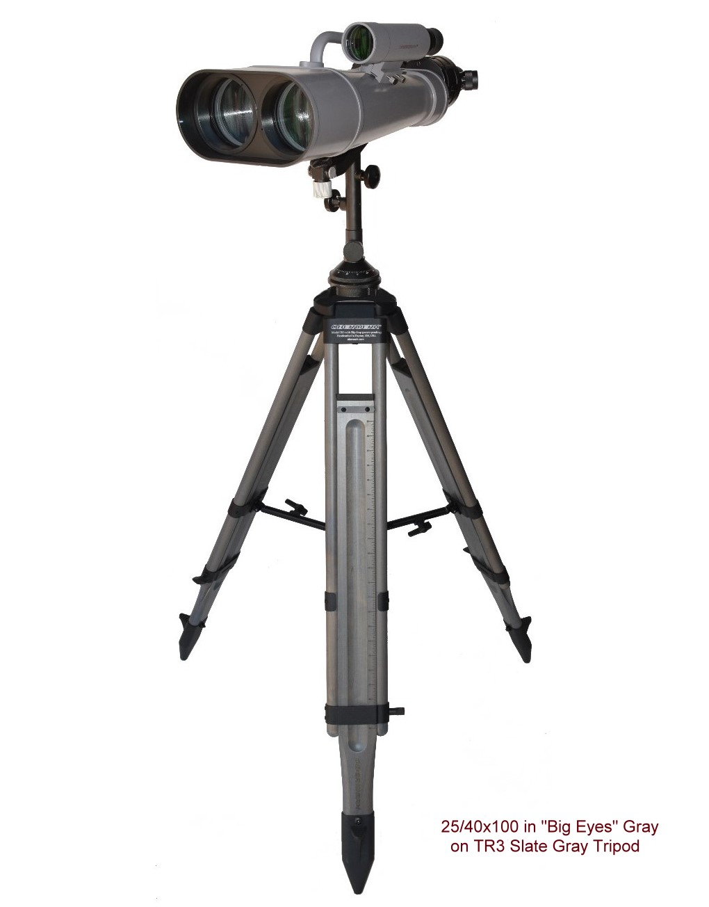Oberwerk 25/40x100mm Long-Range Observation Binocular with ...