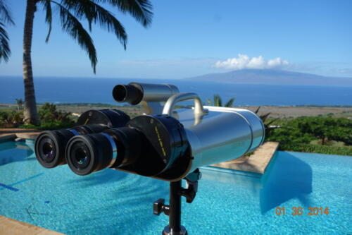 Poolside Binoculars